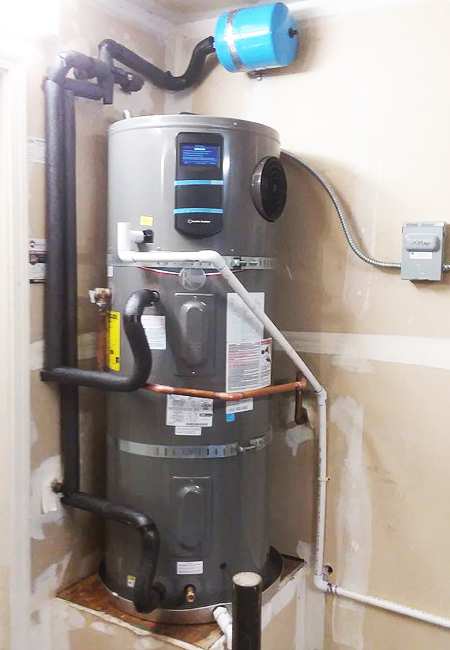 Water Heater Installation Loomis