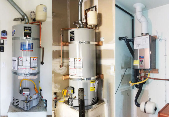 Water Heater Installation Super Brothers Plumbing Heating Air