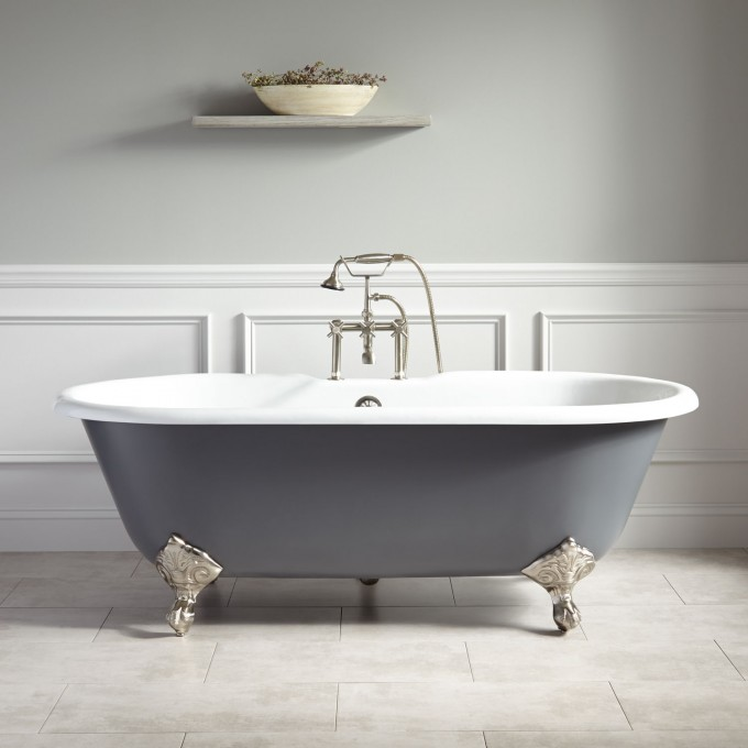 Anatomy Of A Bathtub And How To Install A Replacement