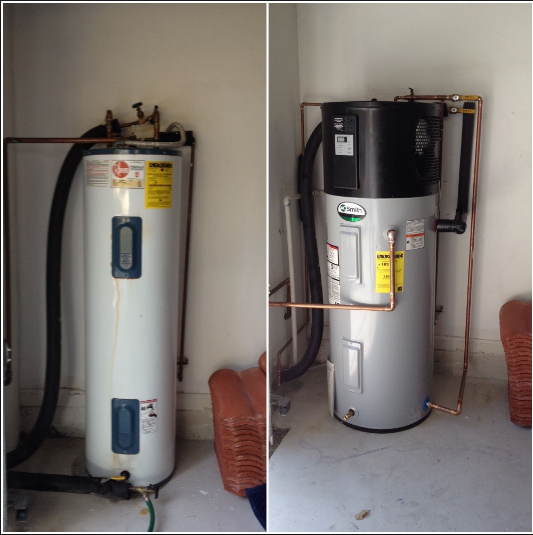 How Replacing Your Cur Water Heater With A Hybrid Heat Pump Will Save You Money