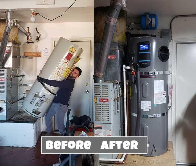heat pump example